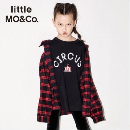 littlemoco 苏格兰纯棉衬衫