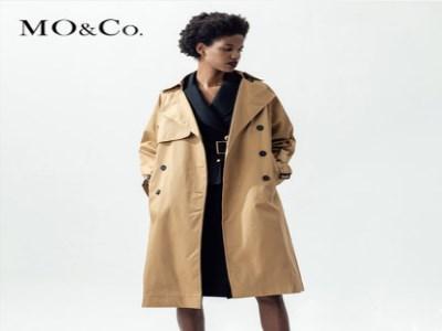 MOCO 风衣外套